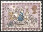 Sellos de Europa - Reino Unido -  Reyes Magos