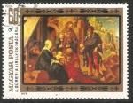 Sellos de Europa - Hungría -  Adoracion de los Reyes Magos