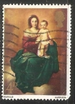 Stamps United Kingdom -  Adoracion de los Reyes Magos