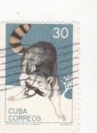 Sellos de America - Cuba -  MAPACHE