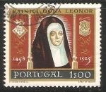 Sellos del Mundo : Europa : Portugal : Reina Doña Leonor