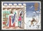 Sellos de Europa - Reino Unido -  Adoracion de los Reyes Magos