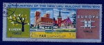 Stamps Yemen -  EUROPA  CEPT