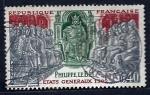 Sellos de Europa - Francia -  Felipe el Bello