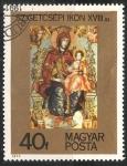 Sellos de Europa - Hungría -  Reyes Magos