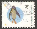 Stamps Argentina -  Pinguino