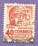 Stamps : America : Mexico :  INTERCAMBIO