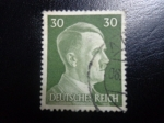 sellos de Europa - Alemania -  DEUTSCHES REICH 1941 Scott519 SELLO ADOLF HITLER ALEMANIA Mitchel794 Usado