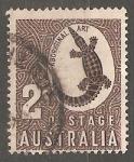 Stamps Australia -  Aboriginal art