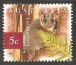 Stamps Australia -  Leadbeater's possum-