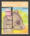 Sellos del Mundo : Oceania : Australia :  Possiam-