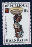 Sellos de Africa - Rwanda -  THEMABELGA