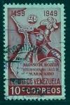Sellos de America - Venezuela -  ALONS0 de HOJEDA