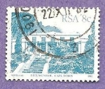 Stamps : Africa : South_Africa :  INTERCAMBIO