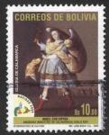 Stamps America - Bolivia -  Navidad 2000