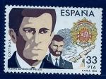 Sellos de Europa - España -  Cuerpo Superior de Policia
