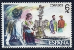 Stamps Spain -  Maruxa