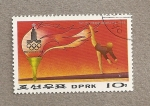 Sellos de Asia - Corea del norte -  Juegos Olímpicos Moscú