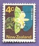 Stamps New Zealand -  INTERCAMBIO