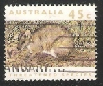 Stamps Australia -  Parma Wallaby