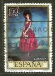 Sellos de Europa - España -  Pintura (Duquesa de Alba)