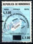 Stamps : America : Honduras :  HONDURAS_SCOTT C738 NUTRICION AYUDA MUTUA. $0,40