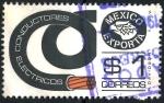 Stamps : America : Mexico :  MEXICO_SCOTT 1116 MEXICO EXPORTA, CONDUCTORES ELECTRICOS. $0,20