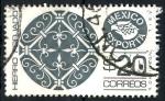 Stamps : America : Mexico :  MEXICO_SCOTT 1128 MEXICO EXPORTA, HIERRO FORJADO. $0,20