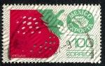 Stamps : America : Mexico :  MEXICO_SCOTT 1134.01 MEXICO EXPORTA, FRESAS. $0,80