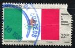 Stamps Mexico -  MEXICO_SCOTT 1376 500º ANIV BANDERA NACIONAL. $0,20