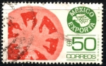 Stamps : America : Mexico :  MEXICO_SCOTT 1493.01 MEXICO EXPORTA, TOMATES. $0,20