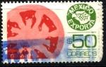 Stamps : America : Mexico :  MEXICO_SCOTT 1493.02 MEXICO EXPORTA, TOMATES. $0,20