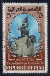 Stamps Iraq -  Dia de las fuersas armadas