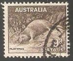 Sellos de Oceania - Australia -  Platypus-ornitorrinco