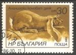 Sellos de Europa - Bulgaria -  conejo
