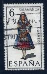 Stamps Spain -  Trages regionales (Salamanca)