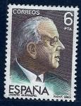 Sellos de Europa - España -   Jacinto Guerrero