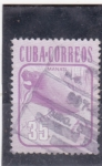 Stamps Cuba -  MANATI