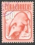 Sellos de America - Cuba -  Almiqui