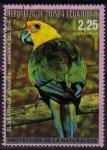 Sellos de Africa - Guinea Ecuatorial -  GUINEA ECUATORIAL 1974 487 Sello Pájaros Americanos ARATINGA JENDAYA