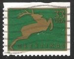 Stamps United States -  Navidad 1999