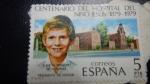 Sellos del Mundo : Europa : España : centenario del hospital del niño jesus 1879-1979