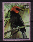 Sellos del Mundo : Africa : Guinea_Ecuatorial : GUINEA ECUATORIAL 1976 1008 Sello Pájaros Norte Americanos EL TANAGRIDOS