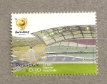 Stamps Portugal -  UEFA Euro 2004