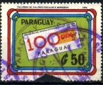 Stamps : America : Paraguay :  PARAGUAY_SCOTT 2320 CENT ORGANIZACIÓN ESTADOS AMERICANOS. $0,20
