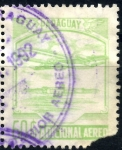 Stamps : America : Paraguay :  PARAGUAY_SCOTT C827.06 ADICIONAL AEREO. $1,25