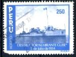 Sellos de America - Perú -  PERU_SCOTT 825.02 DESTRUCTOR