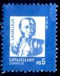 Stamps : America : Uruguay :  URUGUAY_SCOTT 1195.01 LAVALLEJA. $0,20