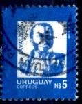 Stamps Uruguay -  URUGUAY_SCOTT 1195.05 LAVALLEJA. $0,20