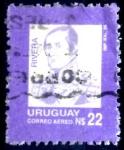 Stamps : America : Uruguay :  URUGUAY_SCOTT 1204.02 RIVERA. $0,20